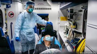 Virus Corona Rumah Sakit