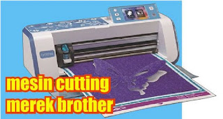 mesin cutting brother