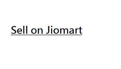 Sell on Jiomart