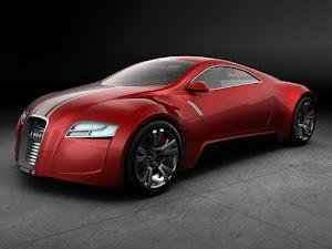 Audi R Zero Concept Cars