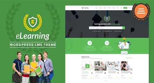 eLearning v2.3.5 - LMS WordPress Theme