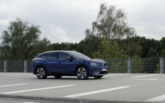 VW ID.4: opinião dos jornalistas que testaram o SUV elétrico