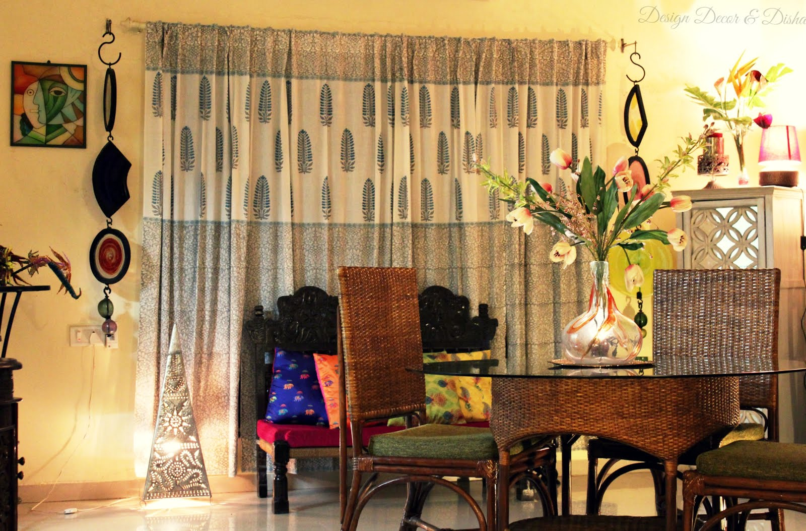 1000 ideas about ethnic home decor on pinterest boho - Wall sculptures for living room india ...