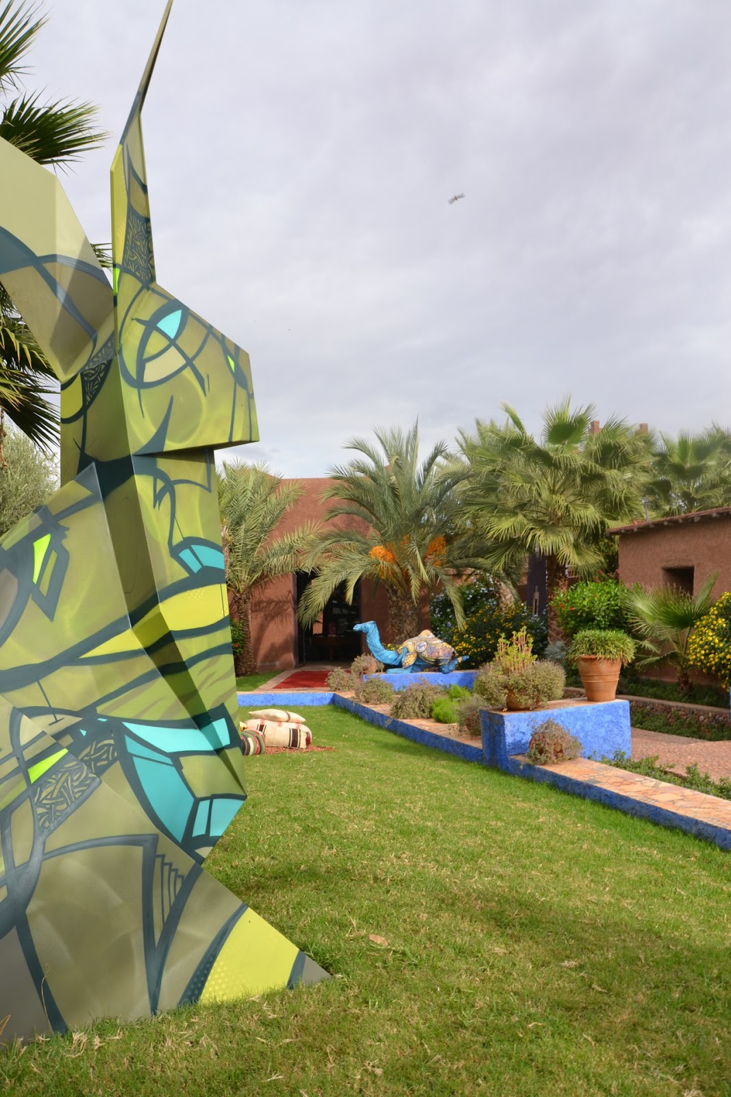 Coverage Reso Terrains De Je Artist Residency Marrakech S