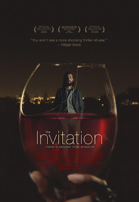 The Invitation 2015 DVD R1 NTSC Latino
