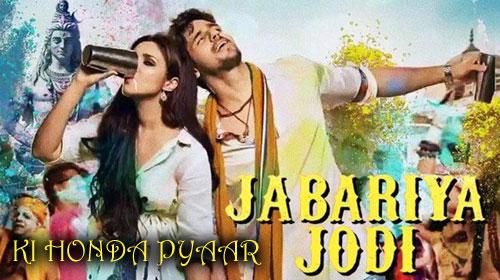 KI HONDA PYAAR MP3 SONG Free Download – Jabariya Jodi