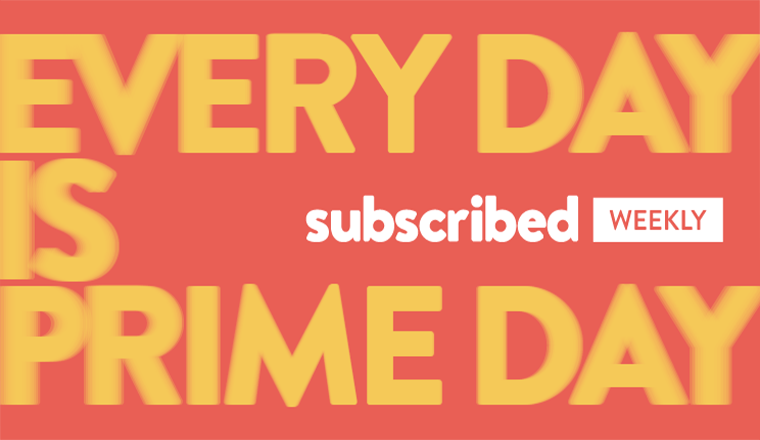 Every Day is Prime Day #Article
