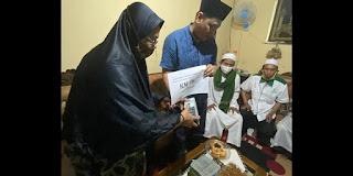 Keluarga Almarhum Laskar FPI Masing-masing Terima Rp 200 Juta Hasil Donasi, Isak Tangis Pun Pecah