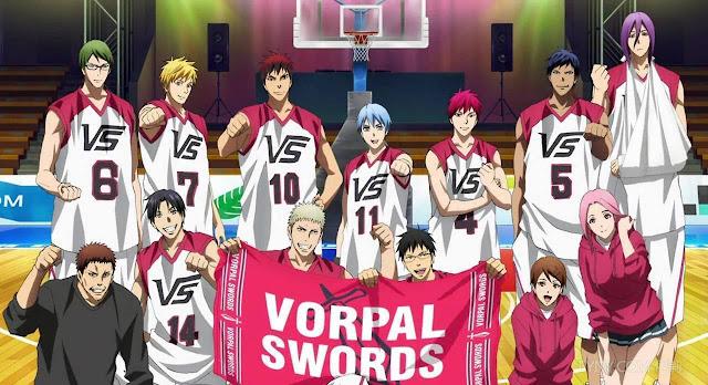 Kuroko no Basket الموسم الثالث
