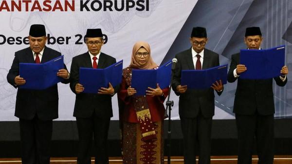 Ogah ke Komnas HAM, Pimpinan KPK Minta Penjelasan Pelanggaran TWK