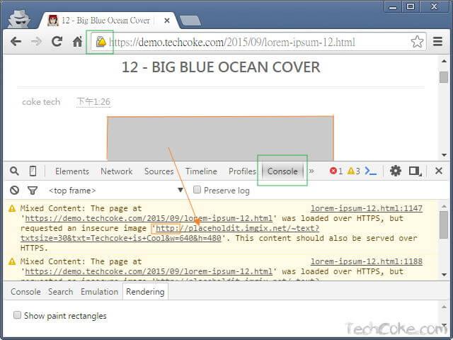 Blogger 自訂網址使用 CloudFlare Flexible SSL 設定 HTTPS_302