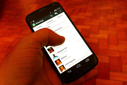 Cara Setting Penyimpanan Whatsapp ke SD Card