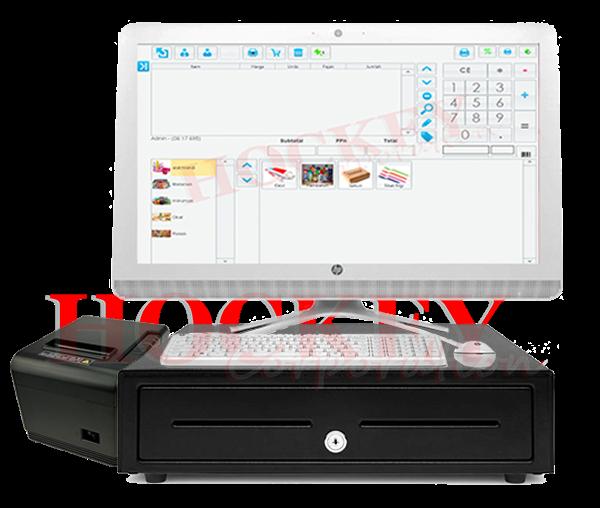mesin kasir restoran cafe online