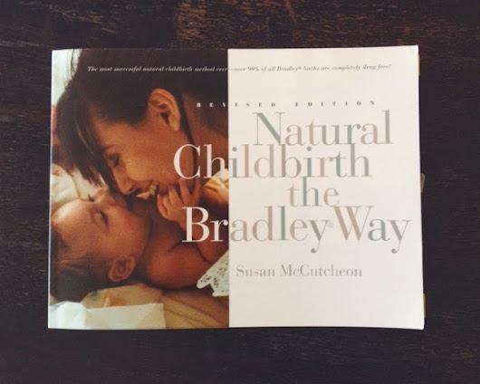 Book Review: Natural Childbirth the Bradley Way