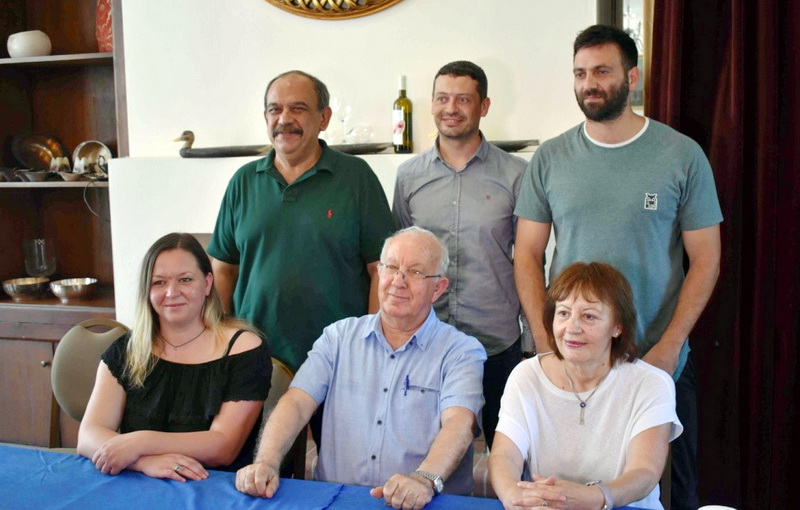 Παρουσιάστηκαν οι υποψήφιοι βουλευτές Έβρου του ΚΚΕ