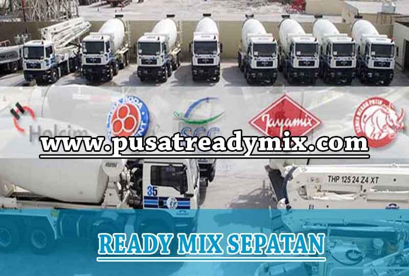 Harga Beton Ready mix Sepatan 2019
