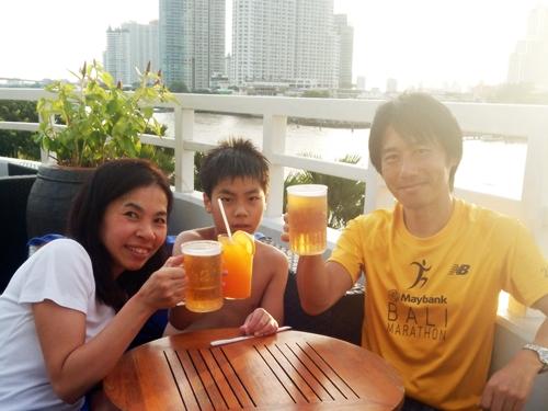 CHATRIUM HOTEL RIVERSIDE BANGKOK Grand-Room, WELCOME DRINK