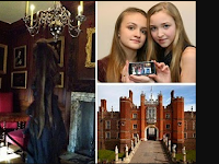 Hantu Grey Lady Tertangkap Di Hampton Court