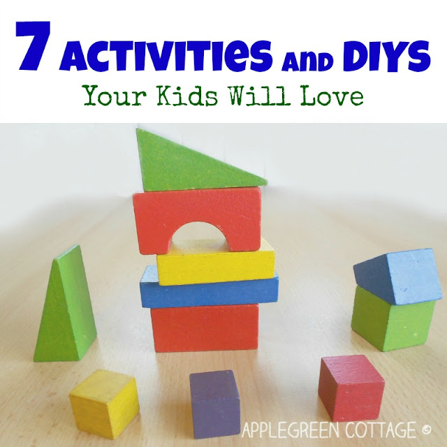7 Activities And DIYs Your Kids Will Love