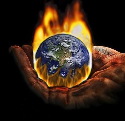 consecuencias del calentamineto global sobfre el medio ambiente