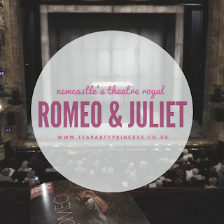 RSC's Romeo & Juliet - Theatre Royal Newcastle