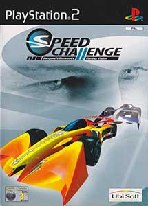 Speed challenge jacques villeneuve's racing vision PS2 ISO