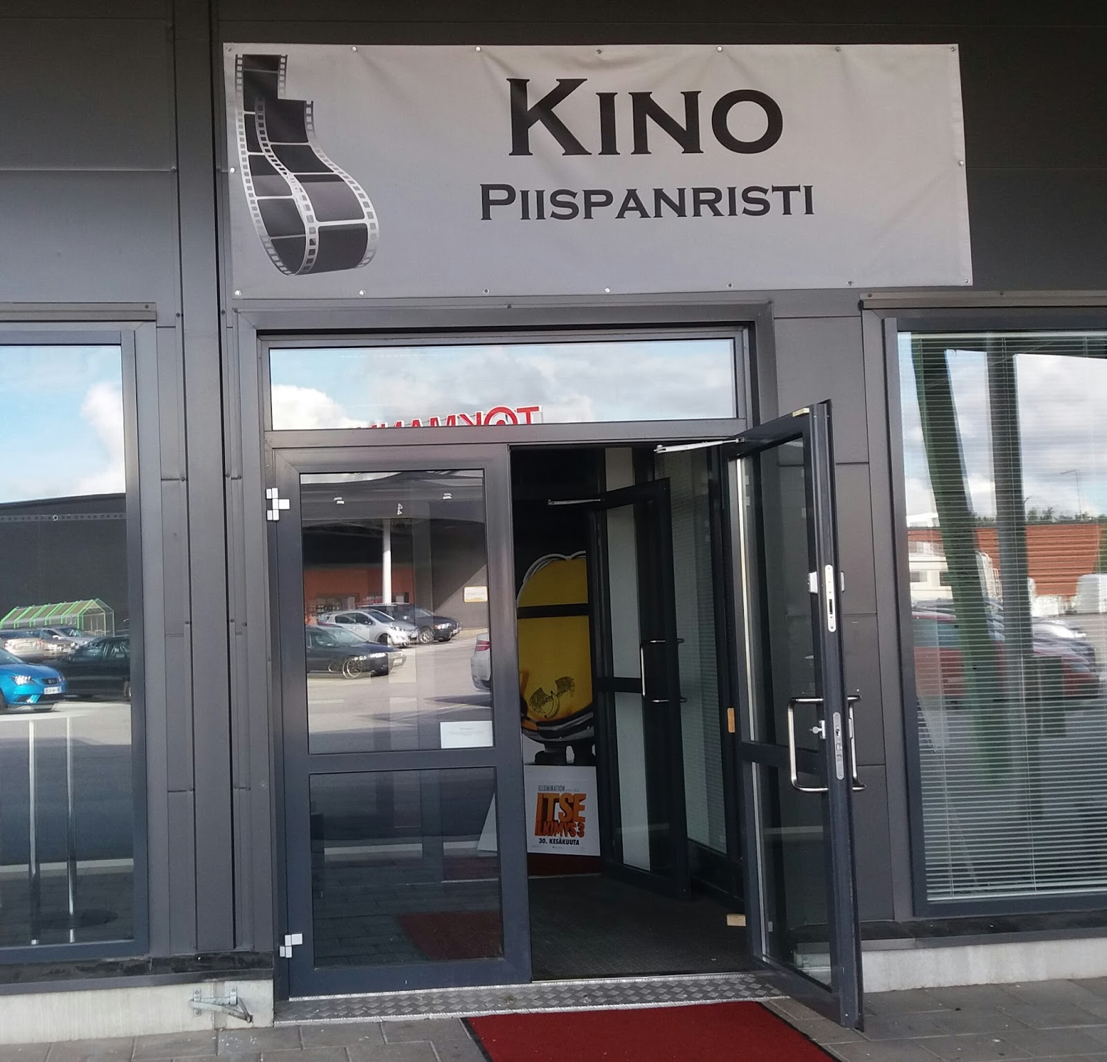 Piispanristi Kino