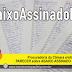 Procuradoria da Câmara emite PARECER sobre ABAIXO ASSINADO do PCCV
