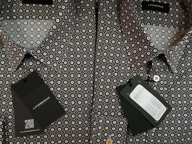 Lindberg The Black Label syysmalliston kauluspaita