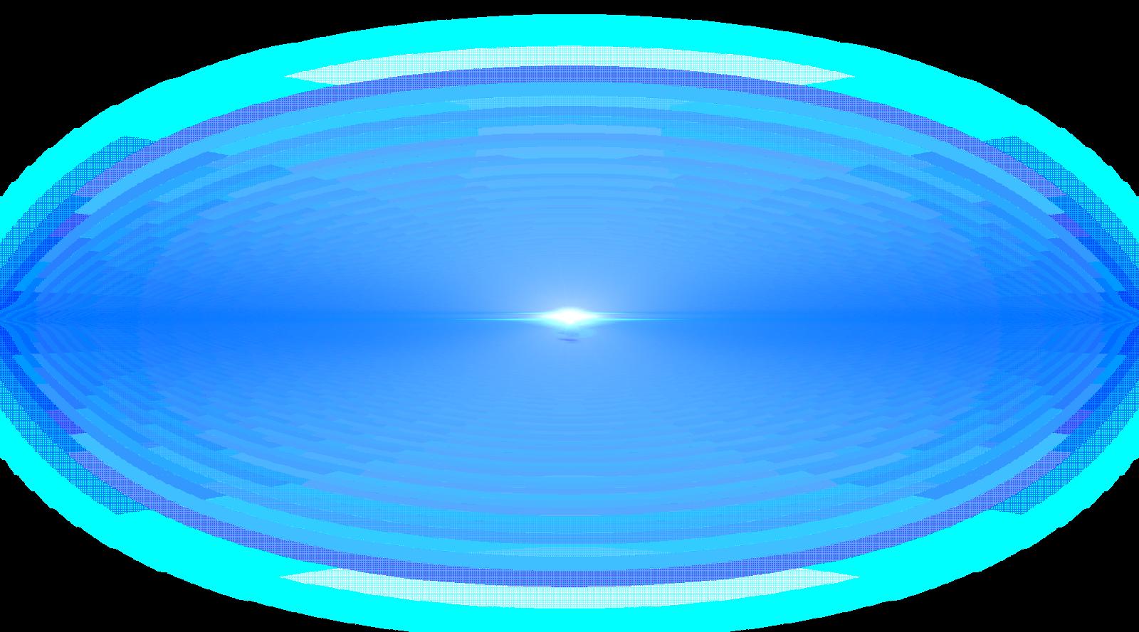 Efeito luzes - fundo transparente