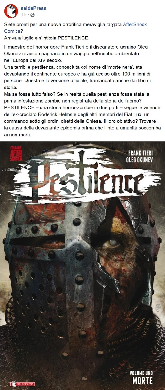Pestilence (SaldaPress)