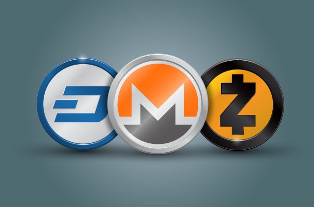 Privacy Coins: How Monero, Dash, and ZCash Will Enable True Privacy