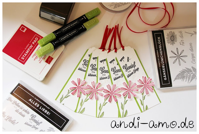 Stampin Up Anhänger selbstgemacht andi-amo