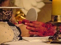 Resultado de imagen para Cuando Jesús instituyó la eucaristía en la Última Cena