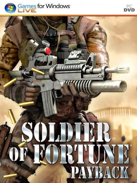 تحميل لعبة Soldier Of Fortune Payback برابط مباشر + تورنت