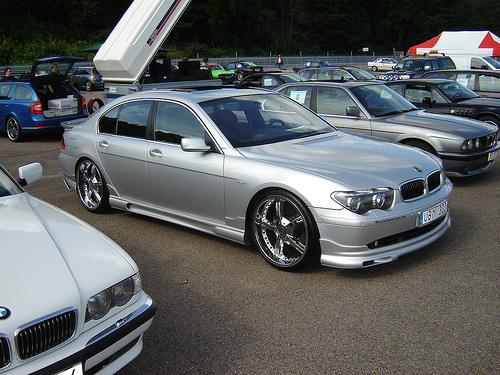 BMW 745 Cars Wallpaper, Prices Reviews