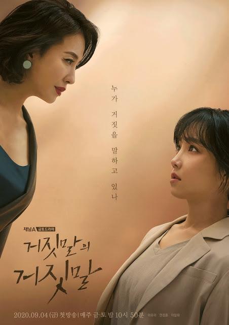 Sinopsis Lie After Lie Episode 4 Drama Korea (2020)