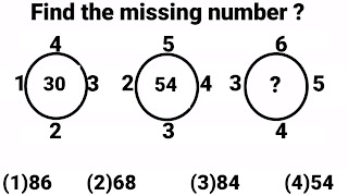 Missing number questions with solutions for ssc cgl exam