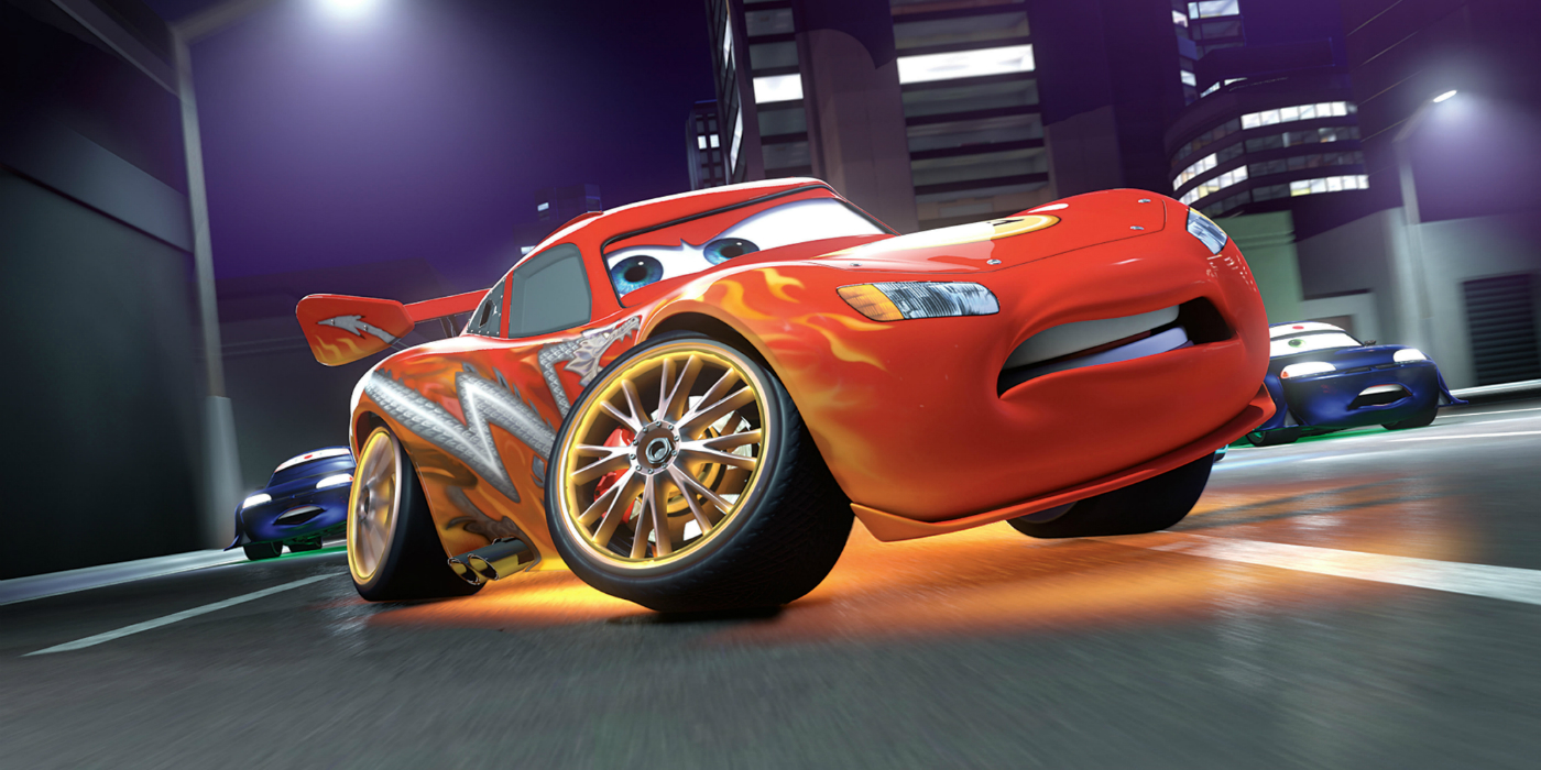 Watch The New Generation Destroy Lightning Mcqueen In Cars 3