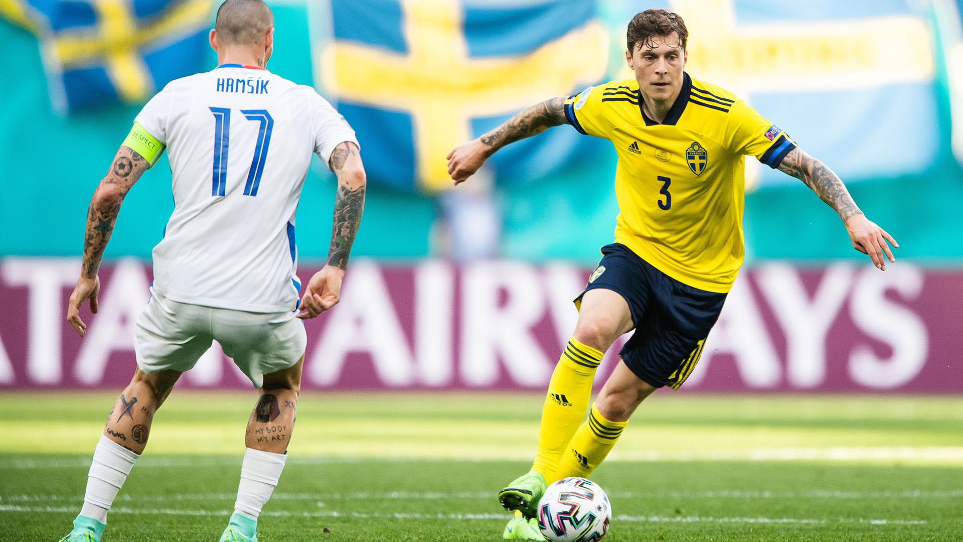 Swedia vs Slowakia