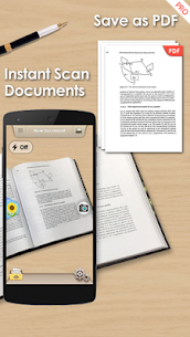 Camera To PDF Scanner Pro v2.0.9 Patched APK