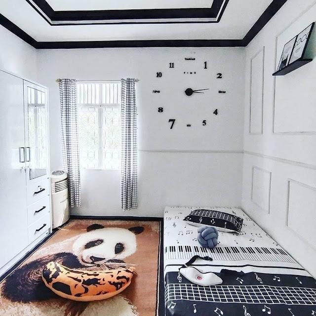 Desain Kamar Tidur Ukuran 3x3 Sederhana Terbaru