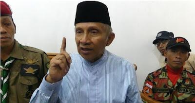 Sebut Jokowi akan Dilengserkan Allah, Politisi Golkar Sindir Amien Rais Yang Belum Punya Capres Resmi