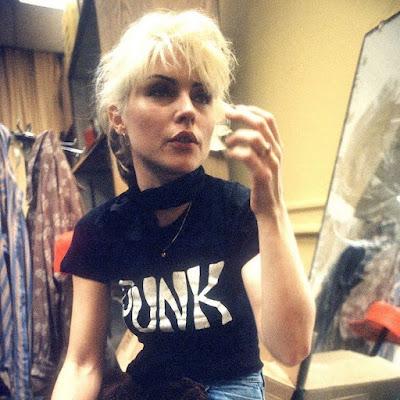 Blondie Debbie Harry PUNK shirt.  PYGear.com