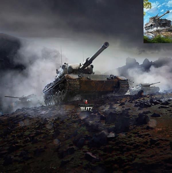 تحميل لعبة عالم الدبابات World of Tanks Blitz