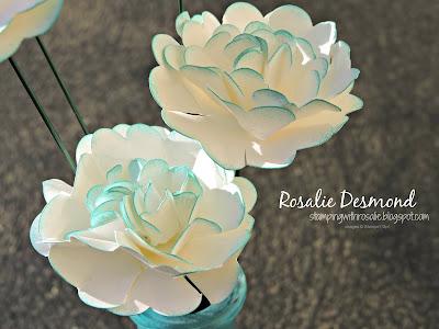 #rosaliedesmond #3dproject #handmade