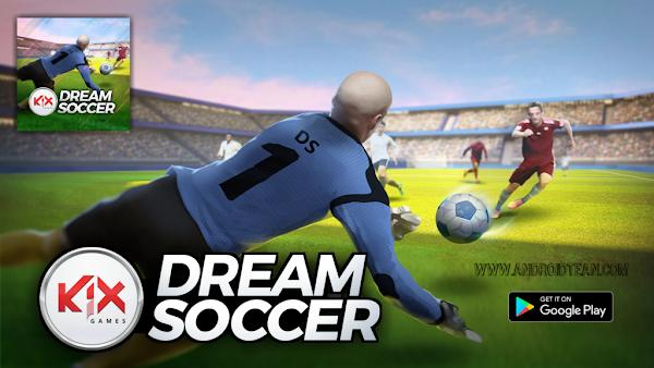 KiX Dream Soccer 20 Offline Best Graphics