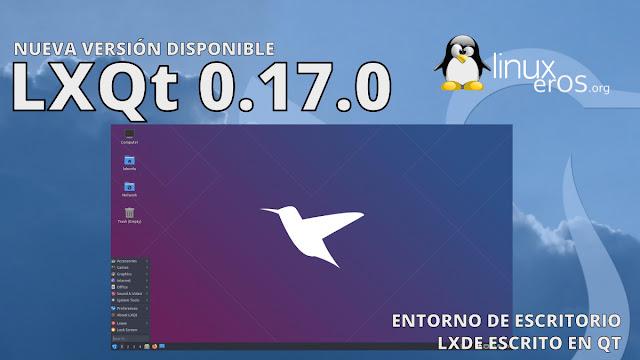 Disponible LXQt 0.17.0, esto es lo nuevo