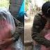 Fronliners na Ama, Ibinalot sa Plastik ang Anak para lang kanyang Mayakap.