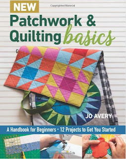 Patchwork and Quilting Basics book cover